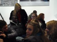 Schülerinnengruppe aus Henrico 2011