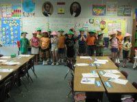 Foto: Knicker / Besuch in der Springfield Park Elementary School